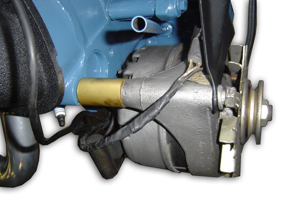 1973 Ford Alternator Wiring Diagram