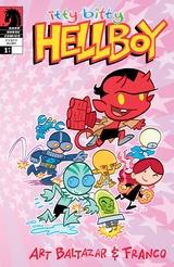 Itty Bitty Hellboy Issue #1