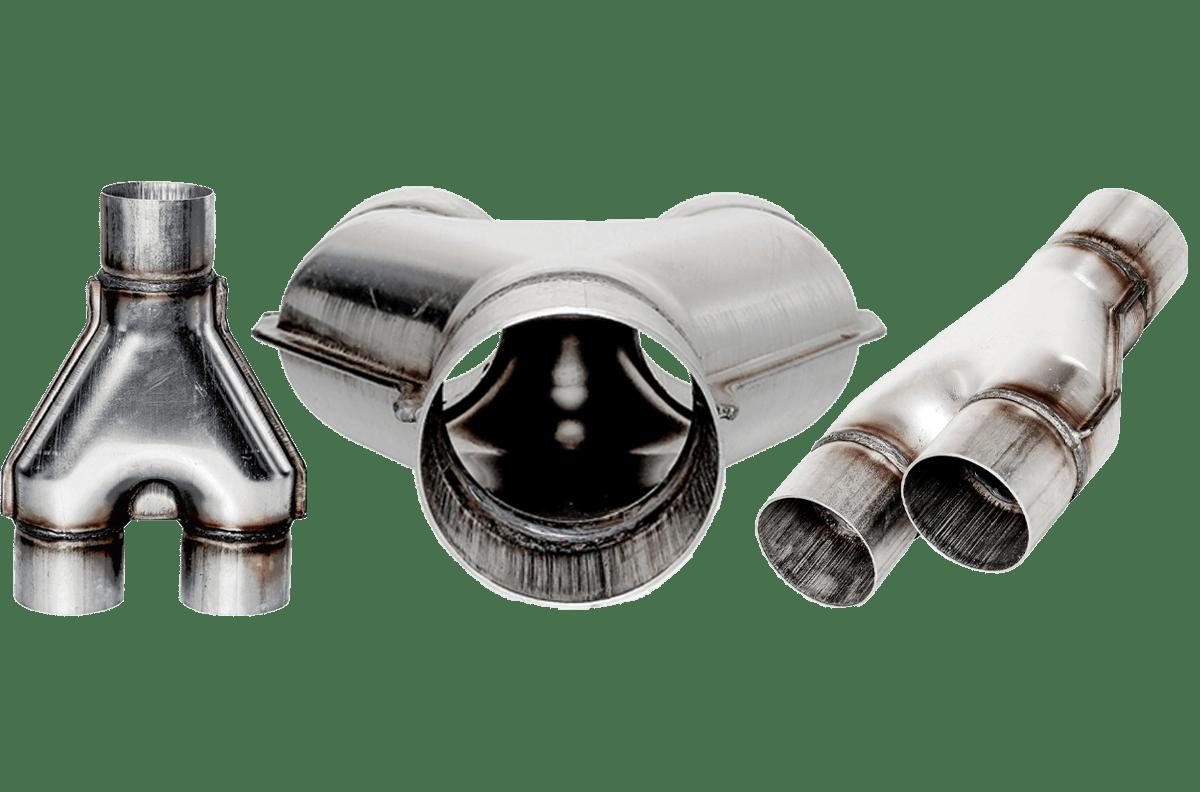 exhaust y pipes totalflow best