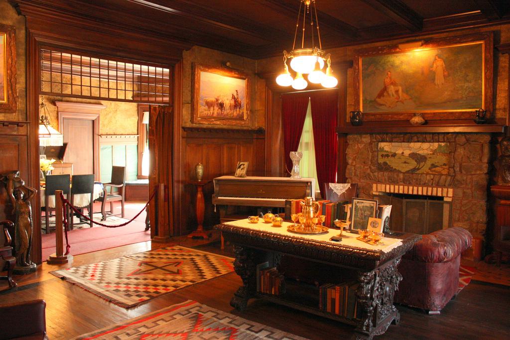 Pawnee Bill Ranch Historic Site  Museum  TravelOKcom