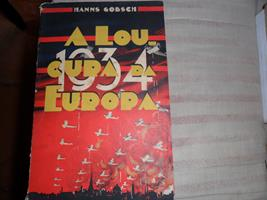 """Image result for """"Wahn-Europa 1934"""""""