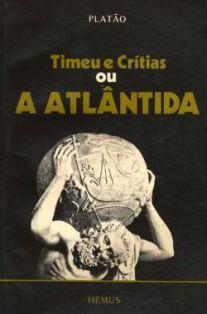 Resultado de imagem para Timeu Platão capa
