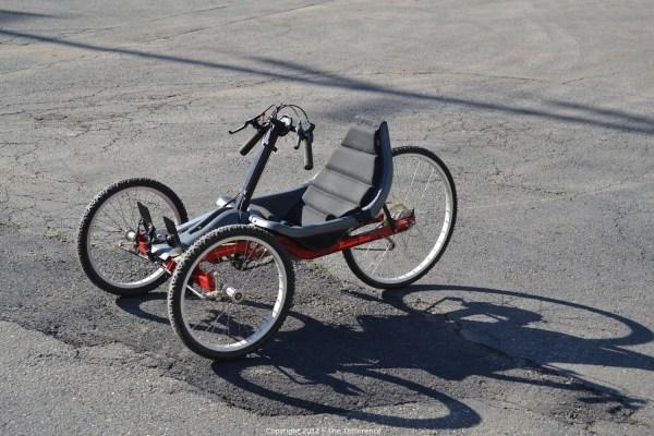Bike Three 3 Wheel Bicycle