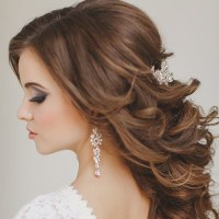Wedding Hair Tips // Half-up + Half-down Styles