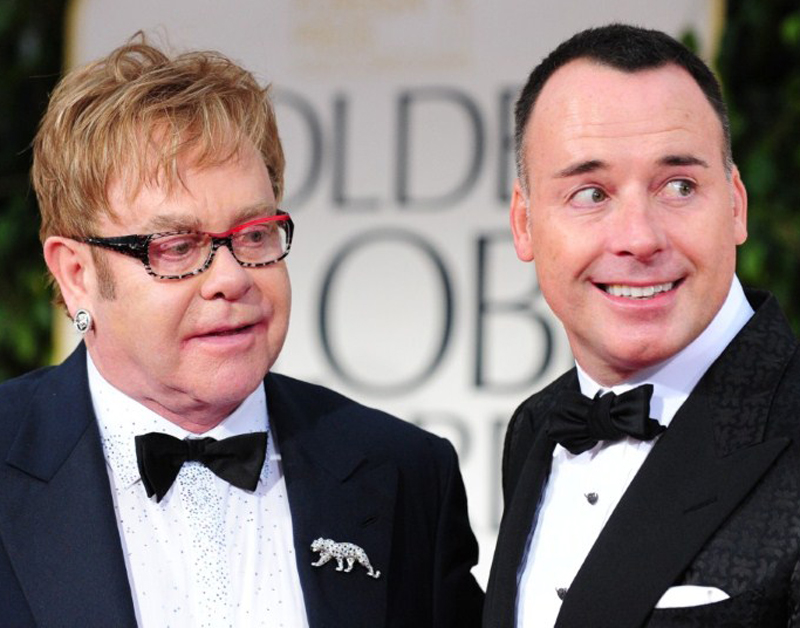 Se casa Elton John