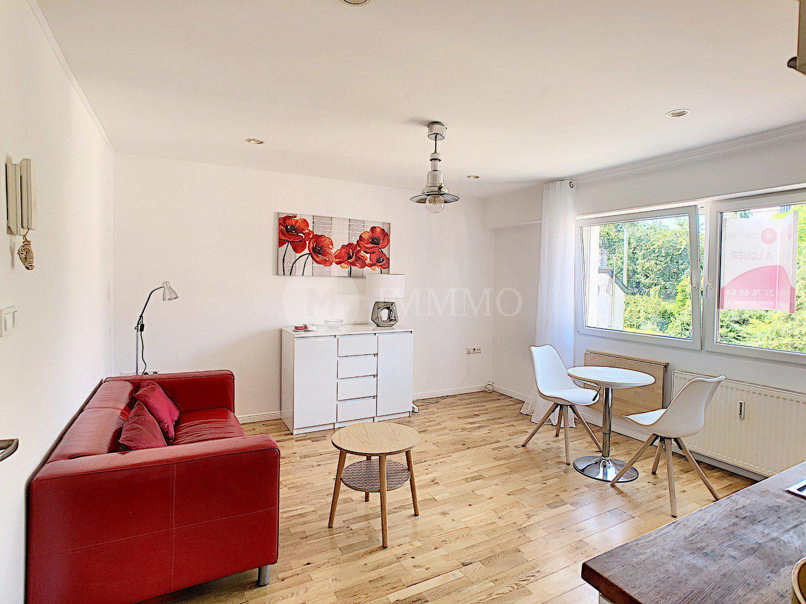 Appartement 1 chambre  louer  Luxembourg Hamm