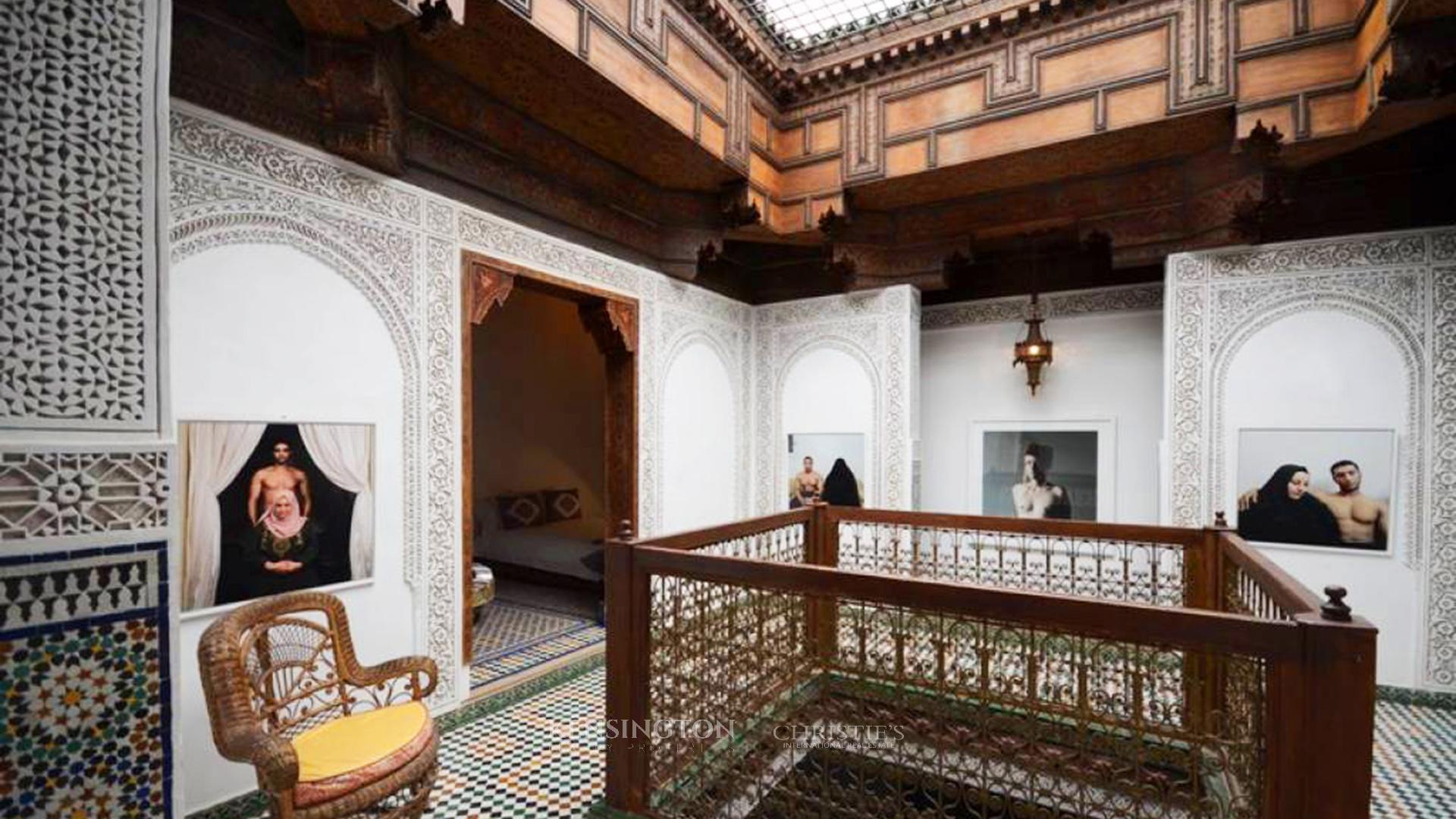 Riad  Vendre Fes  Riad In Fes Besoin De Renovation  Kensington Morocco  Kensington Maroc