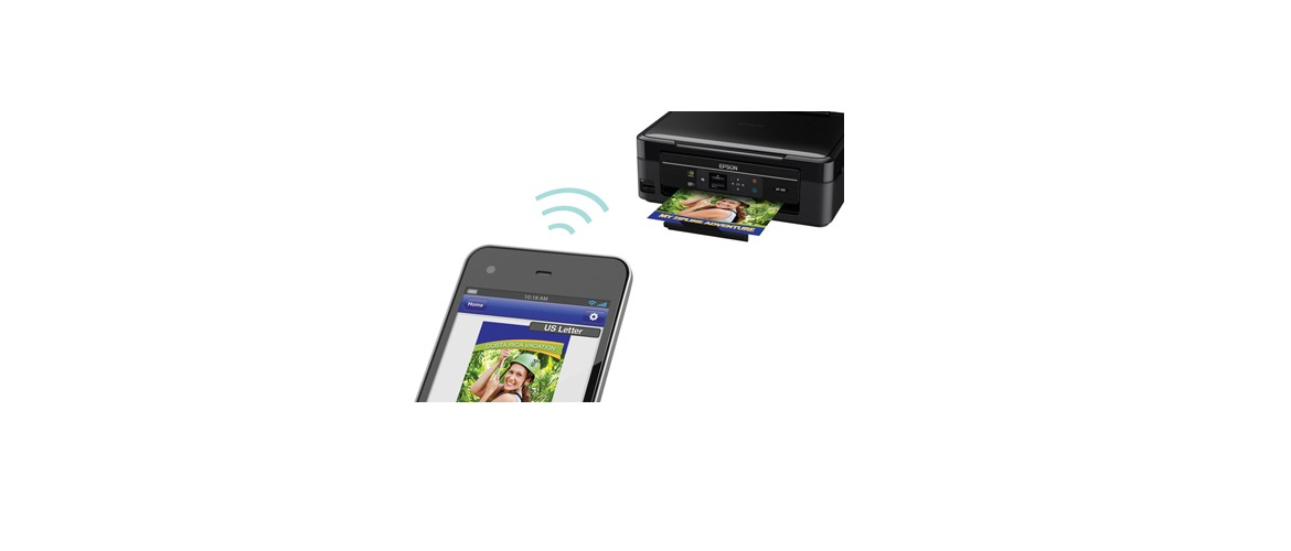 Epson XP 310 Wireless Color Photo Printer Review