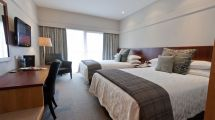 Wellington Nz Hotel Stay In City James Cook