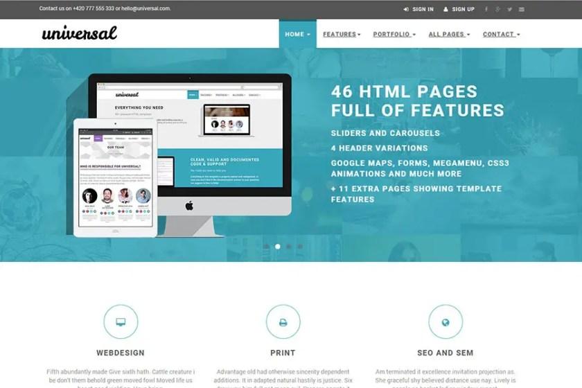 7 plantillas para comercio electrónico de Bootstrap gratis y de pago