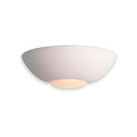 Firstlight ceramic wall light, half moon wall lights ...