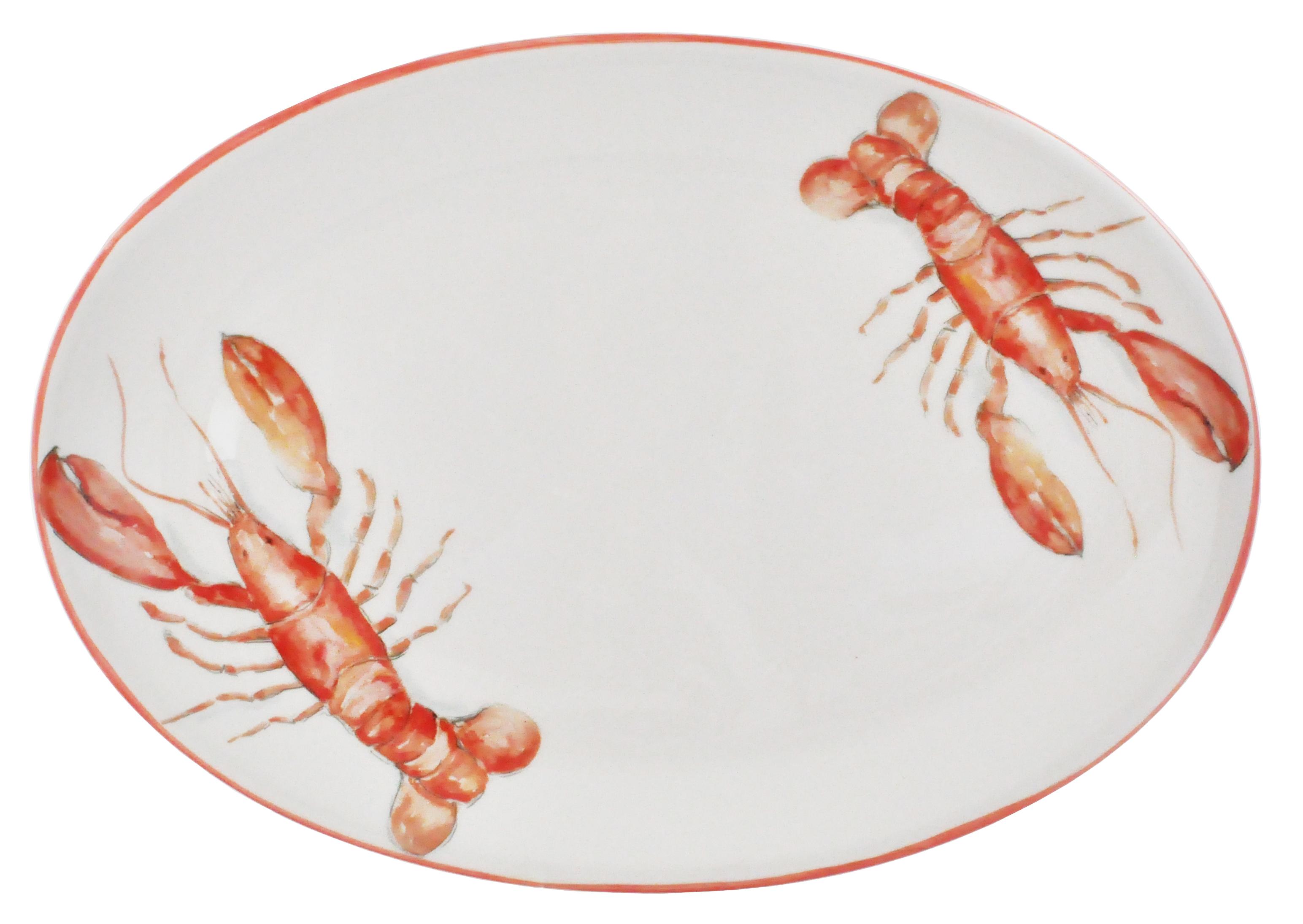 Abbiamo Tutto Lobster (Aragosta) Dinnerware
