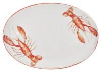 Abbiamo Tutto Lobster (Aragosta) Dinnerware   Gracious Style