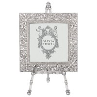 "Olivia Riegel Windsor 4"" Round Frame 