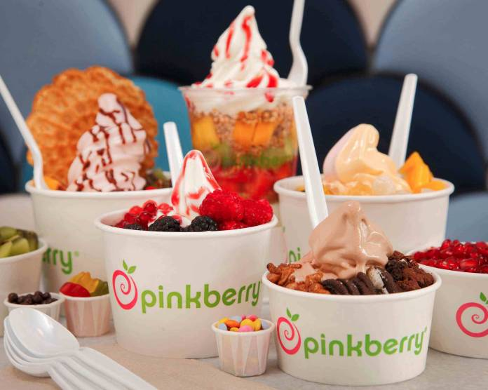 Pinkberry Takeaway in London | Delivery Menu & Prices | Uber Eats