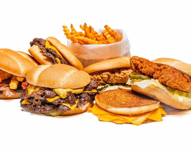 Order MrBeast Burger (CGY03-1) Delivery Online | Calgary ...