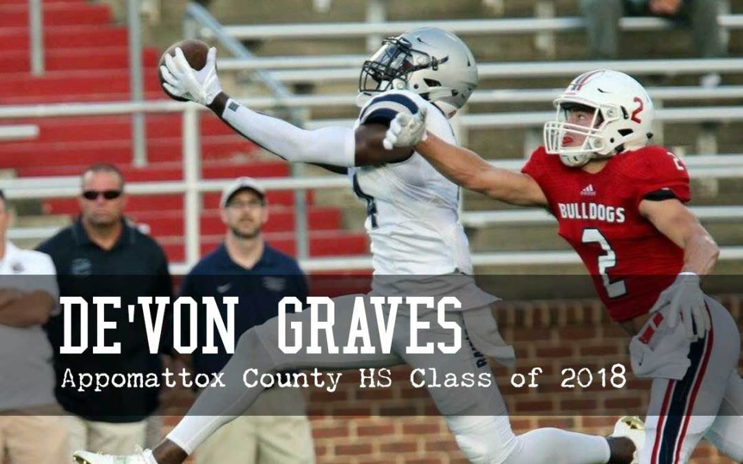 Lessons Learned about D1 Recruiting:  NC State commit De'Von Graves