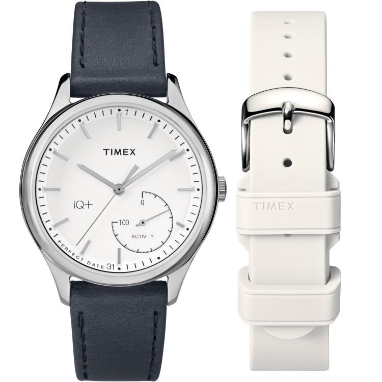 Imagini pentru Set Timex IQ+ Move TWG013700 Hybrid Smartwatch