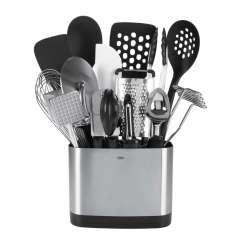 Oxo Kitchen Supplies Small Remodeling Ideas 美國oxo居家餐廚系列 愛料理市集 好好握矽膠不銹鋼鍋鏟