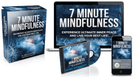 Seven Minute Mindfulness Coupon