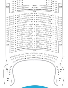 State theatre new jersey seat map balcony also  official site rh stnj
