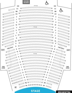 State theatre new jersey seat map orchestra also  official site rh stnj