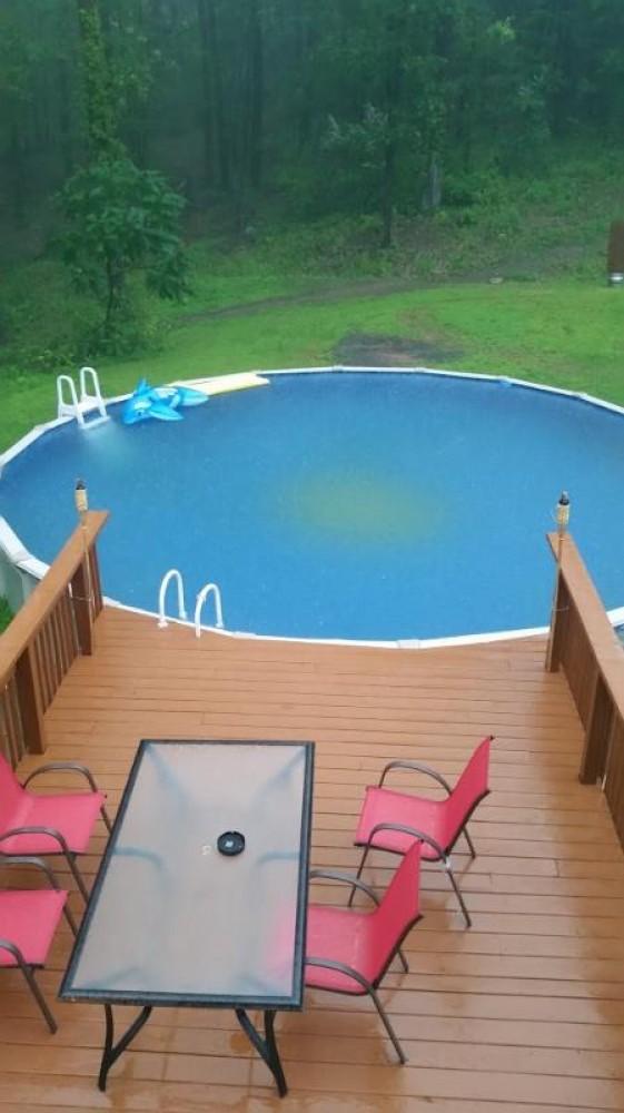 Poconos House Rentals With Pool : poconos, house, rentals, Pocono, Summits,, Pennsylvania, Vacation, Rental, Home,, Totally, Privacy,, Acre,, Secluded, Bedrooms, Bathrooms, House, Airbnb, Alternative