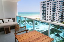 Miami Beach Florida Vacation Rental 1 Hotel Resident