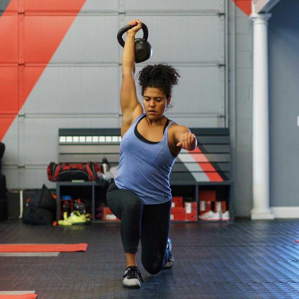CrossFit: Forging Elite Fitness: Sunday 171210
