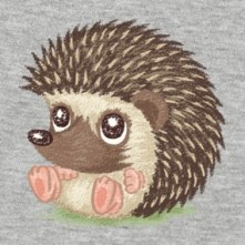 Round Hedgehog Shirts