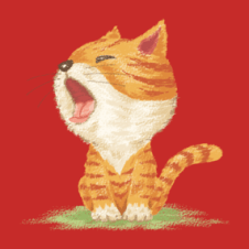 Cat to yawn Shirts