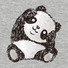 Cute panda Shirts