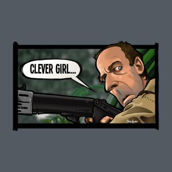 Clever Girl (Jurassic Park)