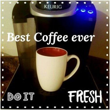 Keurig Elite K40 Single Serve Coffeemaker with Donut Shop