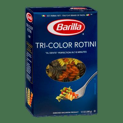Barilla Pasta TriColor Rotini Reviews
