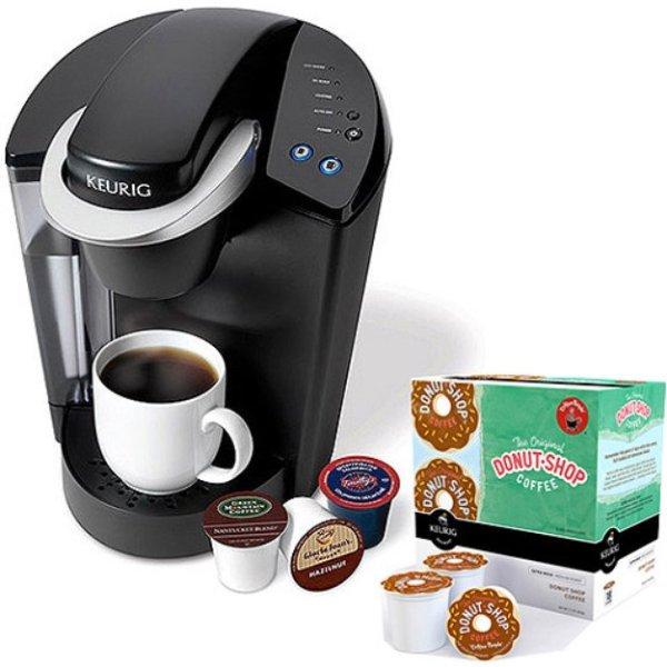 Keurig B48K45 Elite Coffee Maker Black Reviews Find the