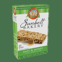 McKee Foods Sunbelt Bakery Oats amp Honey Big Chewy Granola