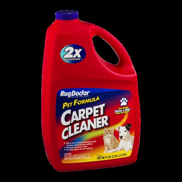 Rug Doctor Pet Formula Carpet Cleaner Reviews