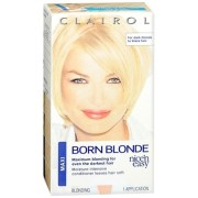 clairol nice ' easy born blonde
