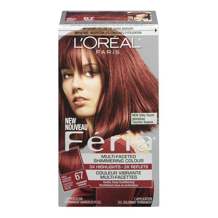 Loreal Paris Feria Hair Color