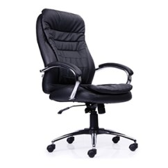 Revolving Chair In Surat Pink Fluffy Buy Poise High Back Premium Leatherette Office At Durian