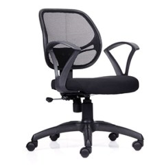 Revolving Chair Hsn Code Folding Wood Magic Low Back Mesh Office Workspace Chairs At Durian