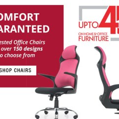 Office Sofa Set India Sectional With Sleeper Buy Furniture Online Branded Home 45 Chairs