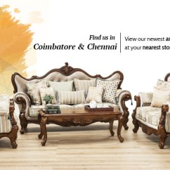 Old Sofa Set In Pune Floor Lounger Furniture Stores Durian Showrooms India