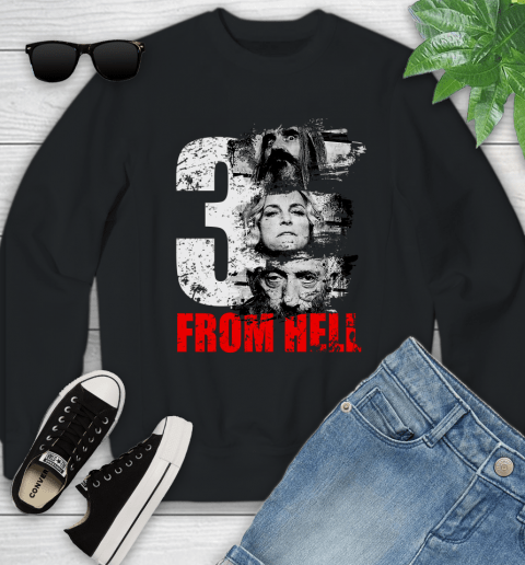 3 From Hell Youth Sweatshirt