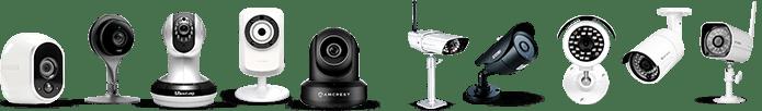 En iyi ev güvenlik kameraları