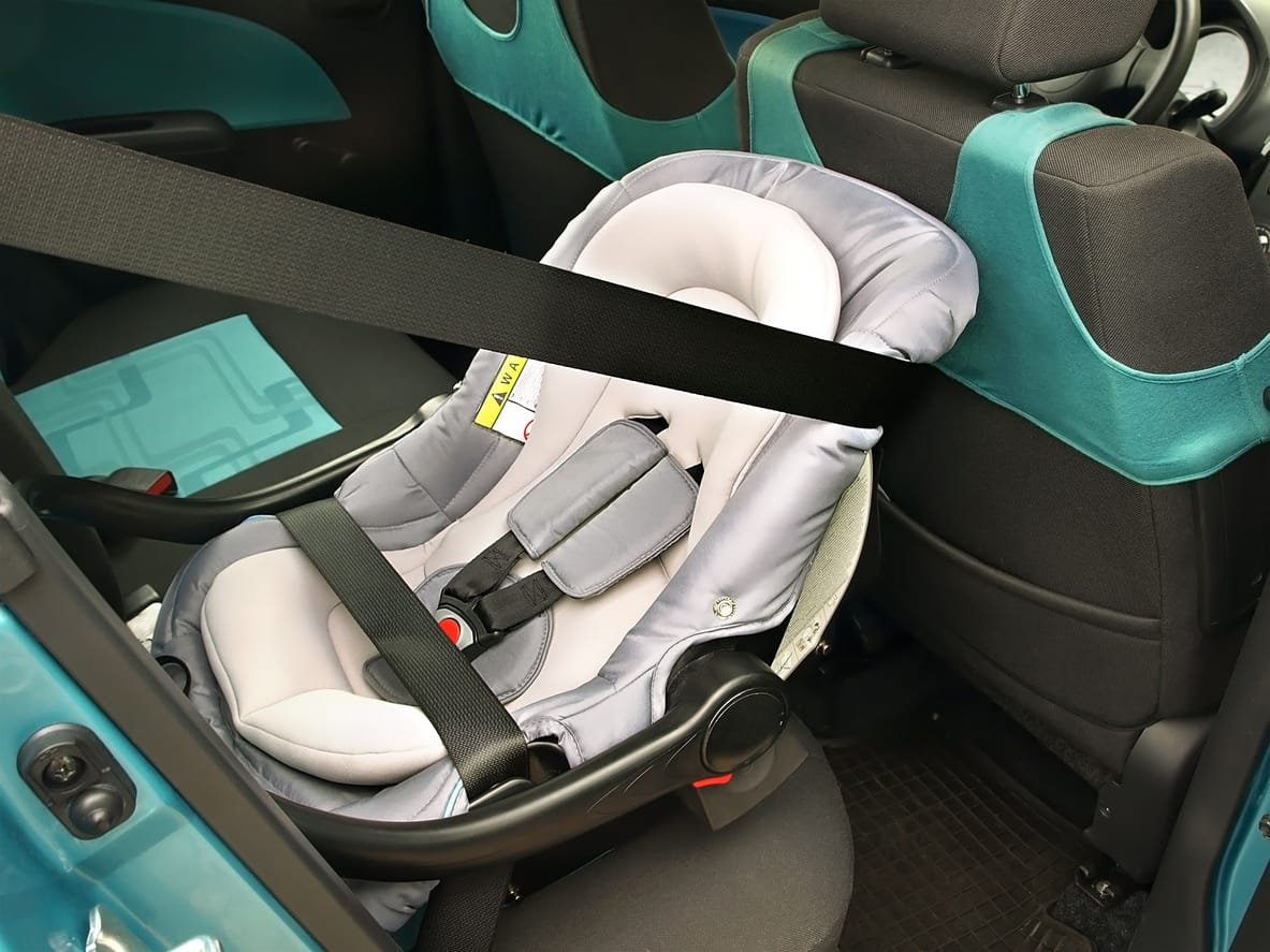 How Do I Securely Install a Car Seat