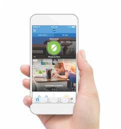 mobile water detector alarm alerts with adt pulse  [ 1032 x 904 Pixel ]