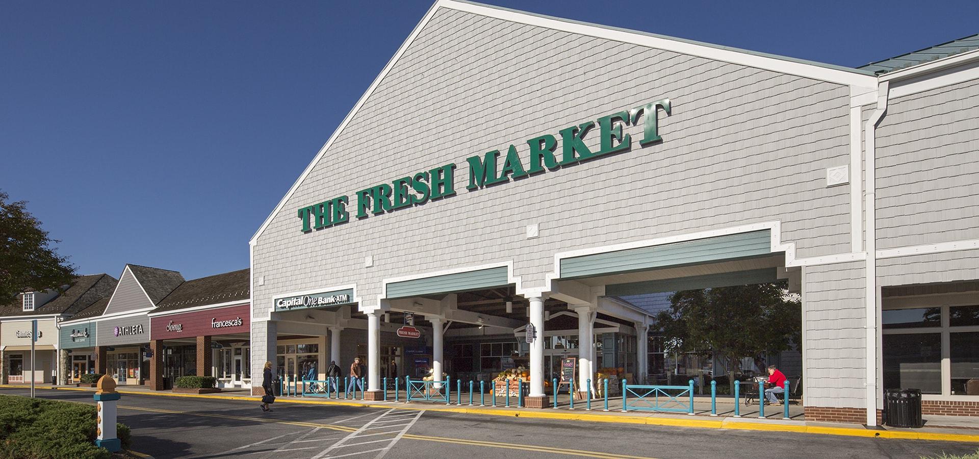 Solomons Fresh Market Store Hours