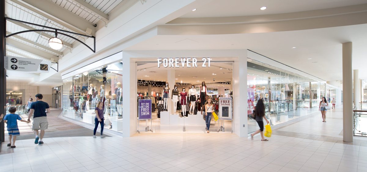 Image result for forever 21 store